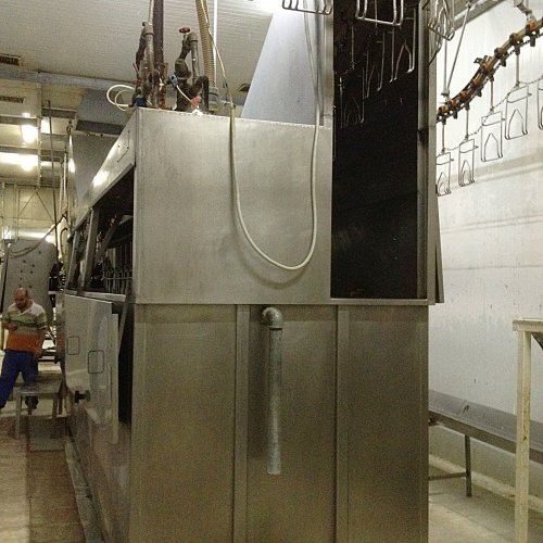 Turkey Processing Equipments